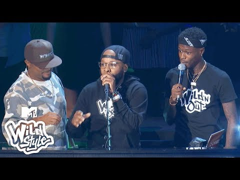 DC Young Fly, Karlous Miller, & Chico Bean Are On DJ D-Wrek's A** 😂 | Wild 'N Out | #Wildstyle