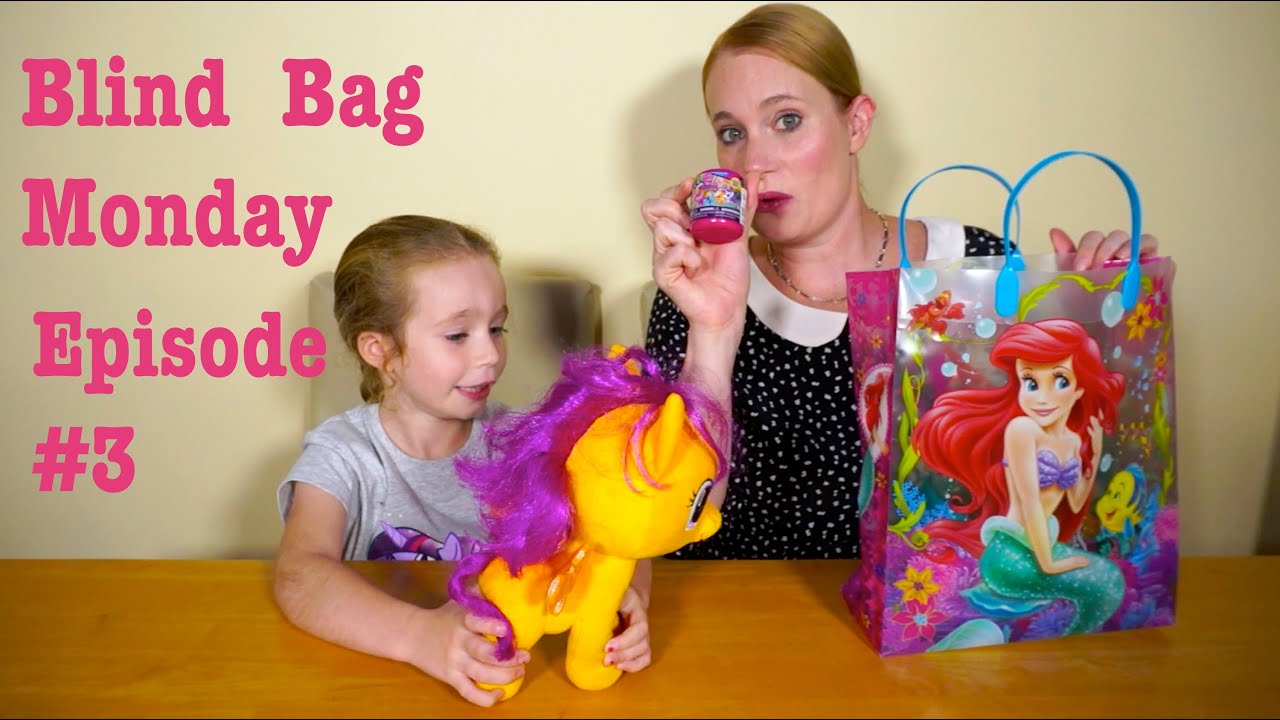 Blind Bag Monday Episode 3 Youtube