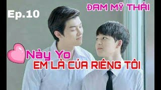 BL THAILAND| 2 MOONS THE SERIES 1 EP 10| BOYS LOVE MOVIE THAILAND