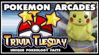 Pokeology Facts: Japanese Pokemon Arcade Games [Trivia Tuesday]
