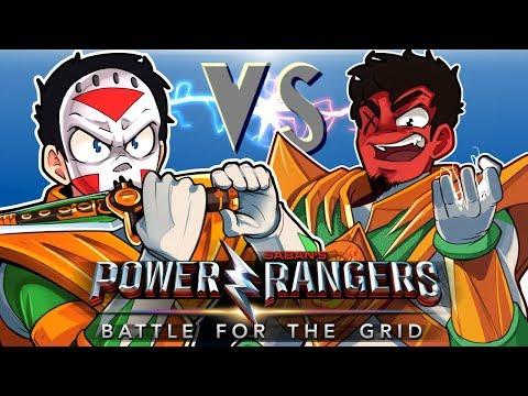 A Power Rangers Fighting Game??? (Cartoonz Vs Delirious)