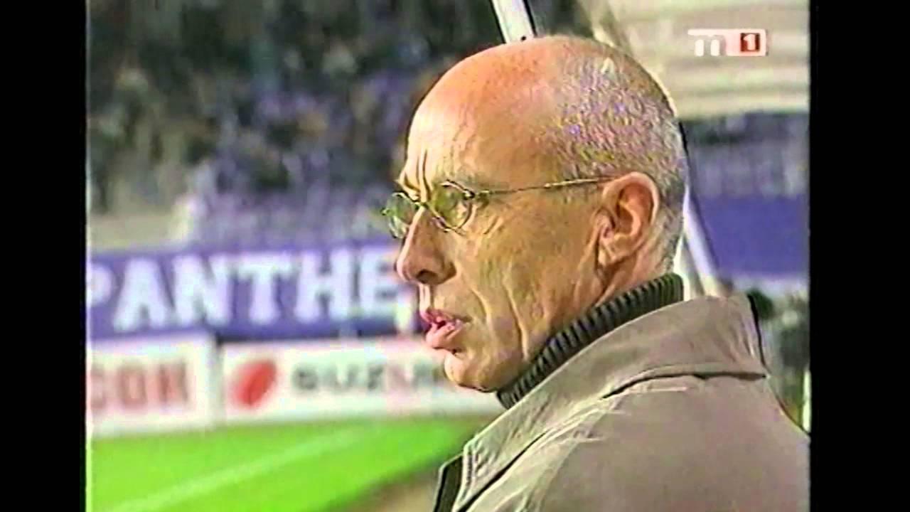 Újpest-Ferencváros | 2-2 | 2001. 10. 24 | MLSZ TV Archív