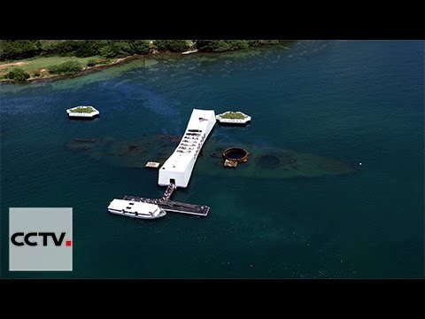 Japanese visitor view of Shinzo Abe's visit to Pearl Harbor