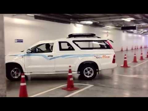 สแตนดาร์ด แค็บ - โตโยต้าไฮลักซ์ วีโก้ แชมป์ - สปอร์ตแวน (Sportvan)