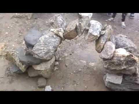 Takste Stone Masonry Demonstration