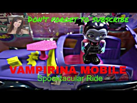 New VAMPIRINA Hauntley's Mobile VAMPERINA DOLL