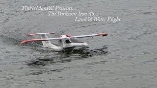 Parkzone IconA5 Land & Water Flight