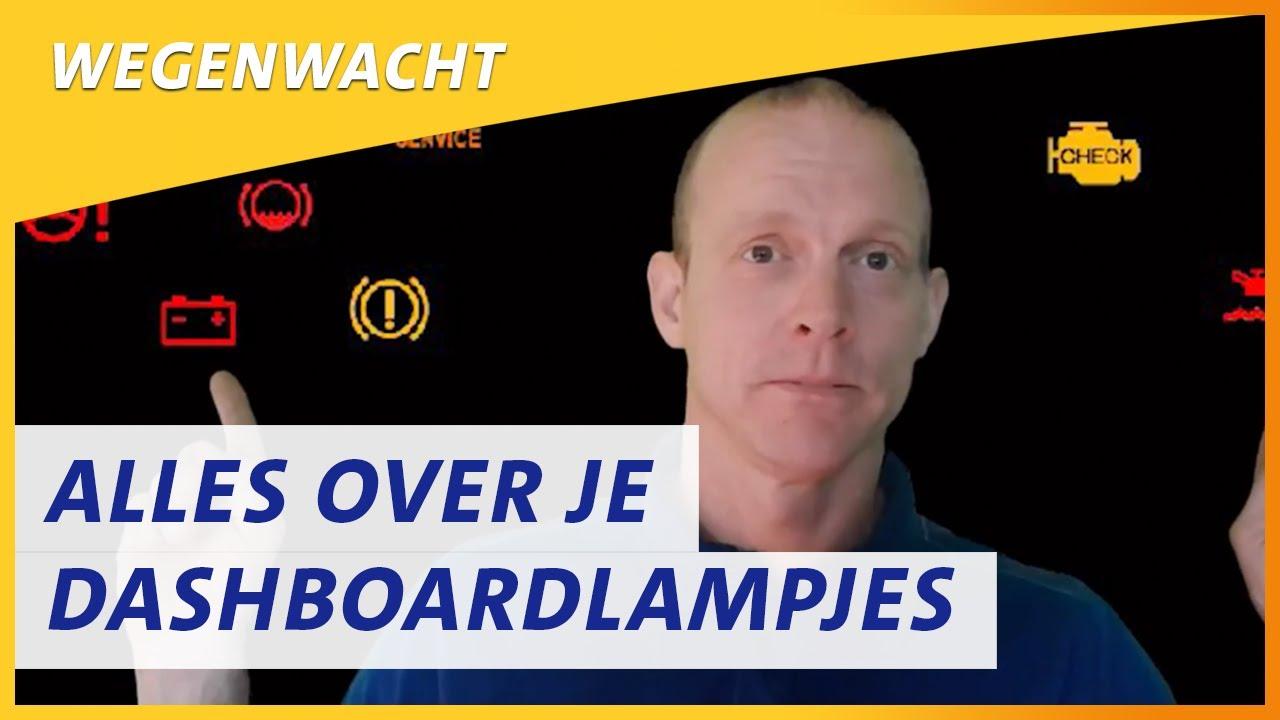 Wegenwacht Wouter Legt Uit Wat Betekenen Die Lampjes Youtube