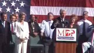 Bill Clinton & Jennifer Granholm