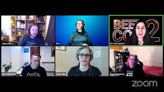 Security Coffeehouse: Talking About BeerCon2 (Bonus: Mentors)