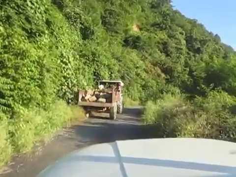Karnprayag to Chamoli on Road- Uttrakhand Beauty of Mountains
