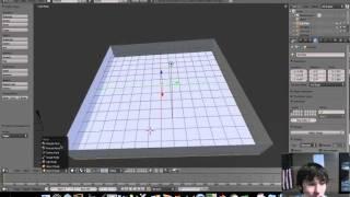 Blender Tutorial - Build A House Part 1