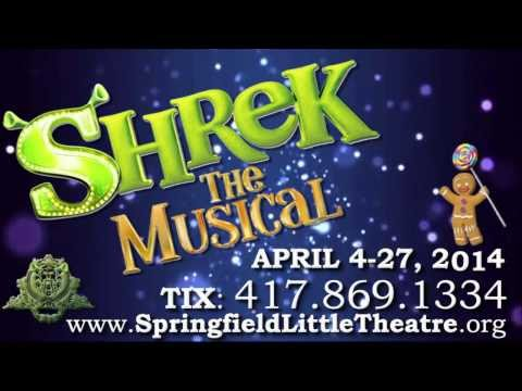 SLT's SHREK The Musical | This Is Our Story: Auditions