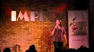 Shereen Kassam - Muslim Comedian