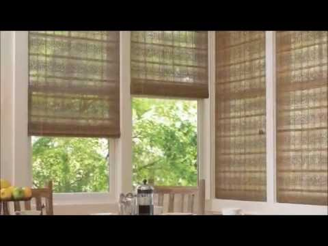 Woven Wood Shades by Blinds, Etc.