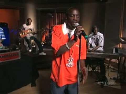 Akon  Ghetto Sessions