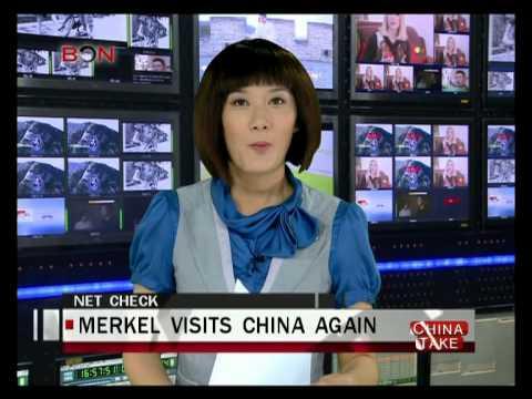 Merkel visits China again - China Take - Jul 10 ,2014 - BONTV China