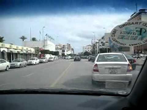 Tripoli Streets-1 - Libya