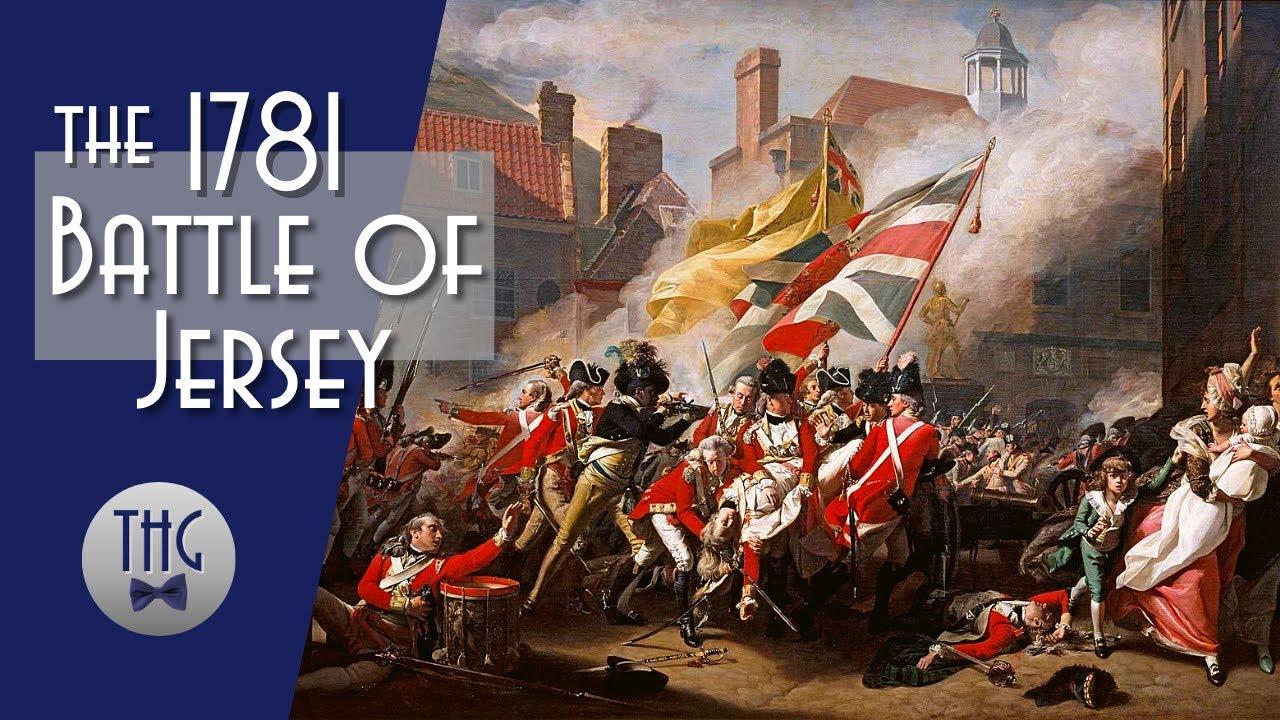 Download 1781 Battle of Jersey