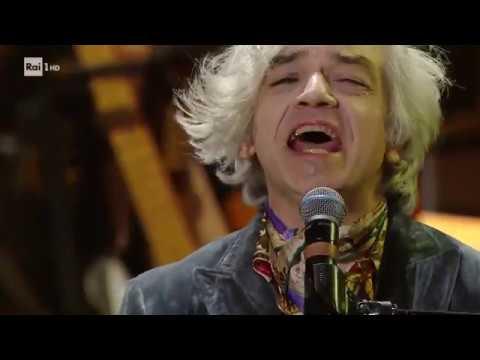 Morgan canta 'Il mio canto libero' - Una storia da cantare 30/11/2019