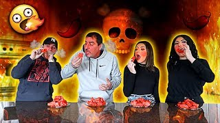 Download Last To Stop Eating WORLDS HOTTEST WINGS Wins $10,000 - Eating Challenge Mp3 and Videos