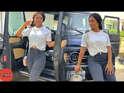 Regina Daniels And Her Husband In Tears As He Surprises Her With A Car