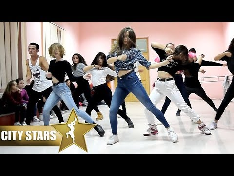 Eugy x Mr Eazi - Dance For Me (CITY STARS DANCE)