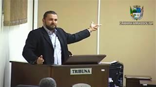 3ª Sessão Ordinária - Daniel Sotto