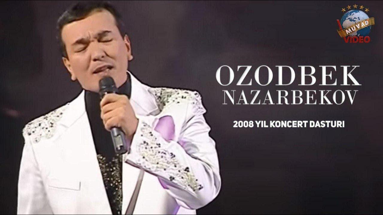 Ozodbek Nazarbekov - 2008 yilgi konsert dasturi