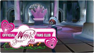 Winx Club PC Game - 28. Ballroom of Domino Castle
