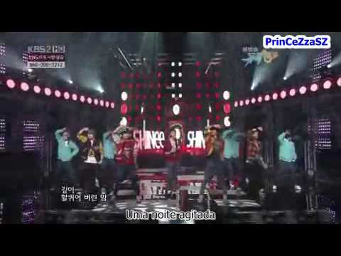 SHINee - JoJo (Legendado Br)