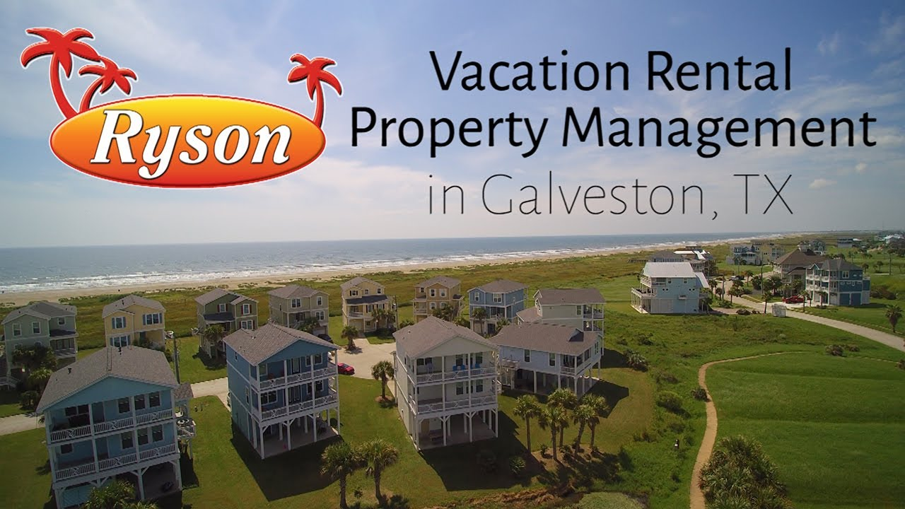 Galveston Property Management For Vacation Rentals Ryson Vacation Rentals «» press to search craigslist. galveston property management for