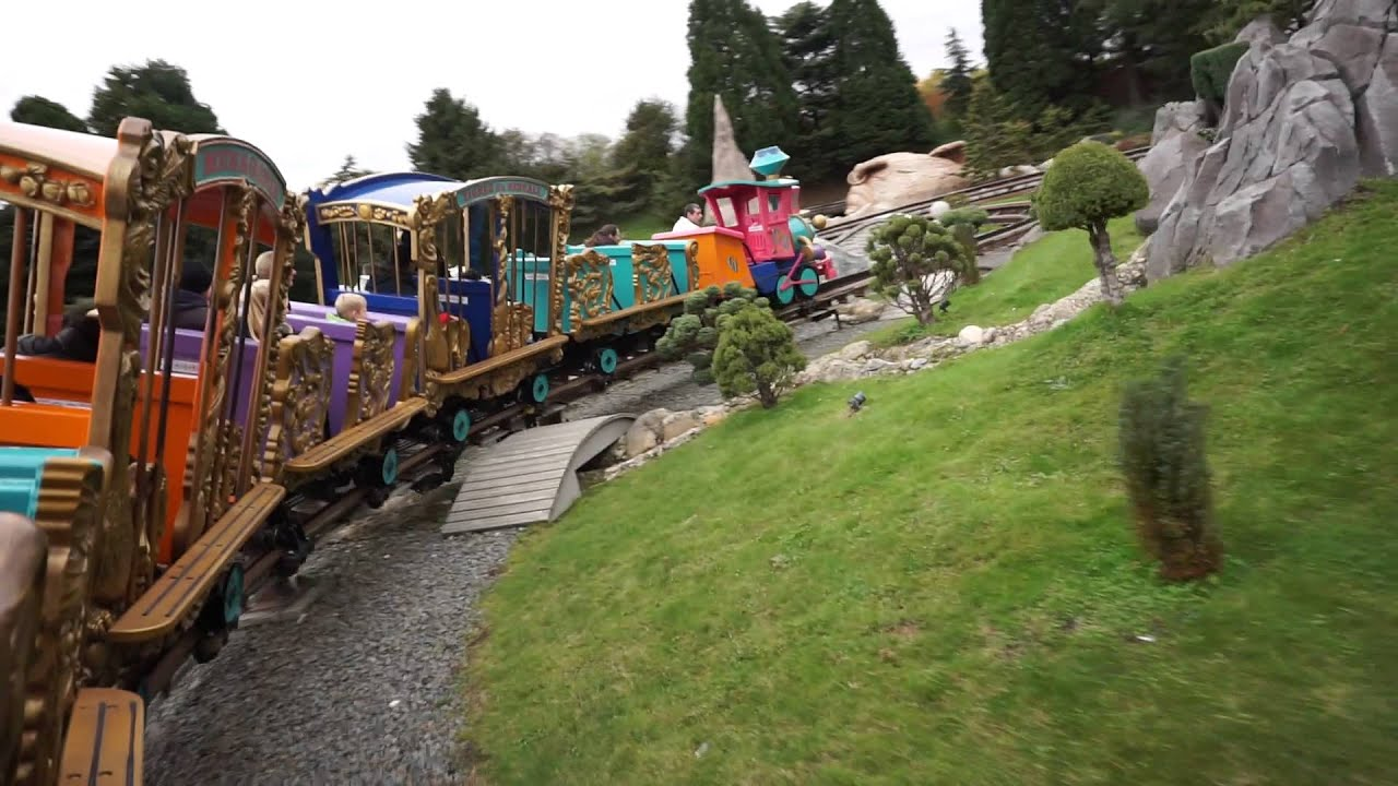 Disneyland paris 2015 casey jr le petit train du cirque - Le comptoir du petit marguery paris 13 ...