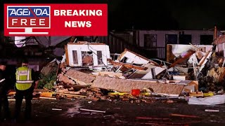 Major Tornado Damage in El Reno, Oklahoma - LIVE BREAKING NEWS COVERAGE