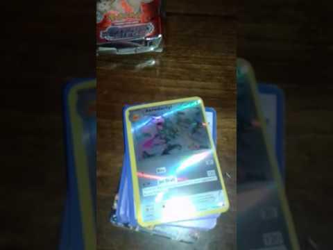 Attention à vous ne jamais acheté de carte pokemon sur WISH
