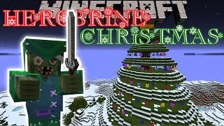 Minecraft: HEROBRINE STOLE CHRISTMAS (Custom Map) Part 3