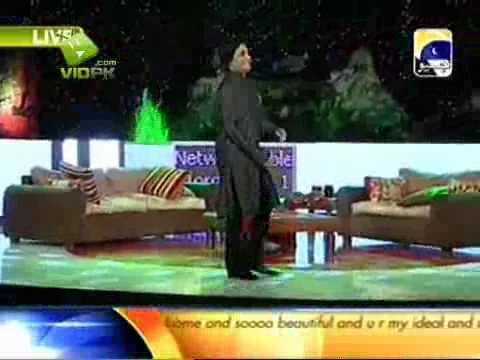 Abrar Ul Haq w/ Brother Asrar in The Sahir Show  P-1
