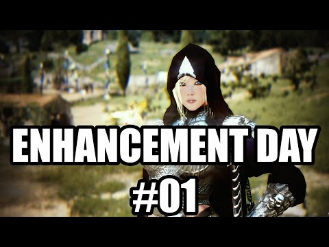 BDO - ENHANCEMENT DAY #01 - Offin, Tungrads!