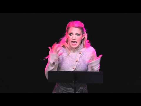 So Much Better  Legally Blonde Workshop; Annaleigh Ashford