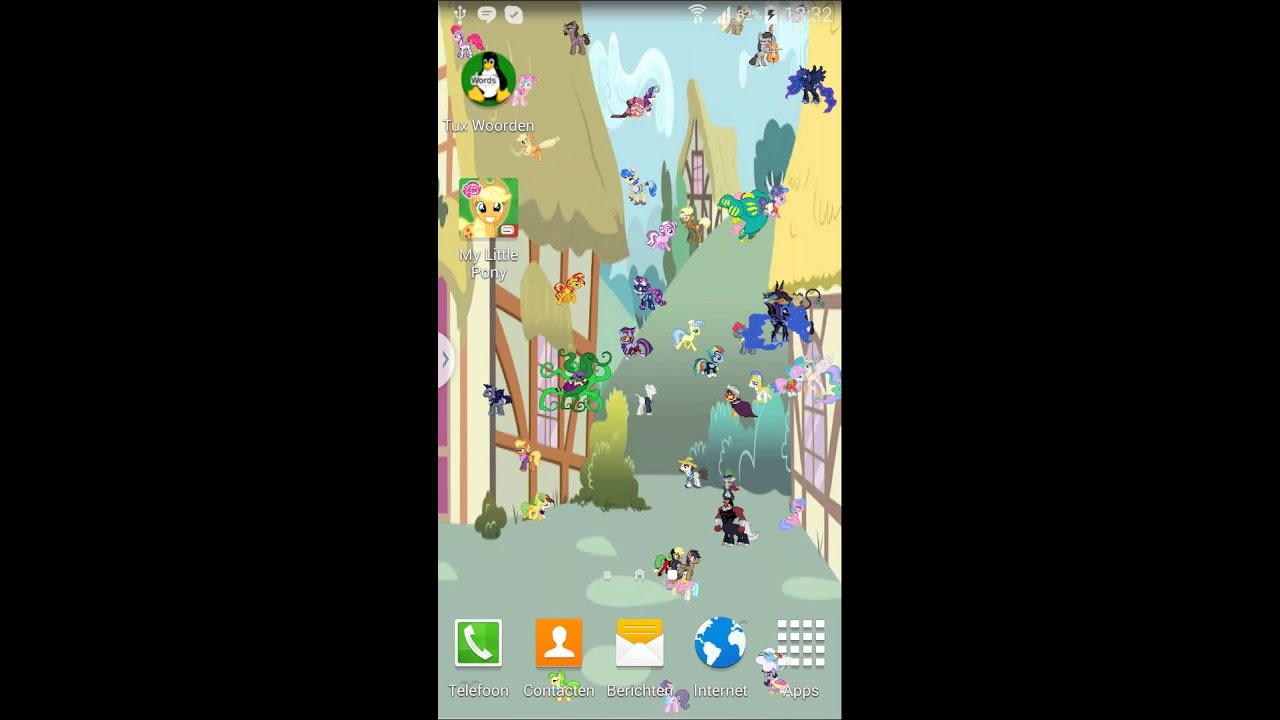 Brony Livewallpaper For Android Youtube
