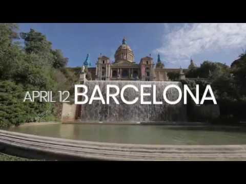 BlockShow Europe. Blockchain meetup in Barcelona