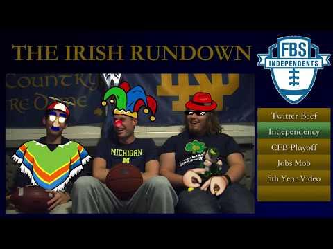 Irish Rundown 11/2/17