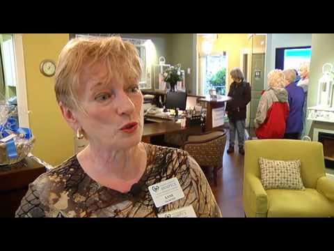 go! Island, October 1st, Nanaimo Community Hospice Open House, Shaw TV
