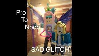 Sad Roblox Avatar Glitch! (UPSETTING)