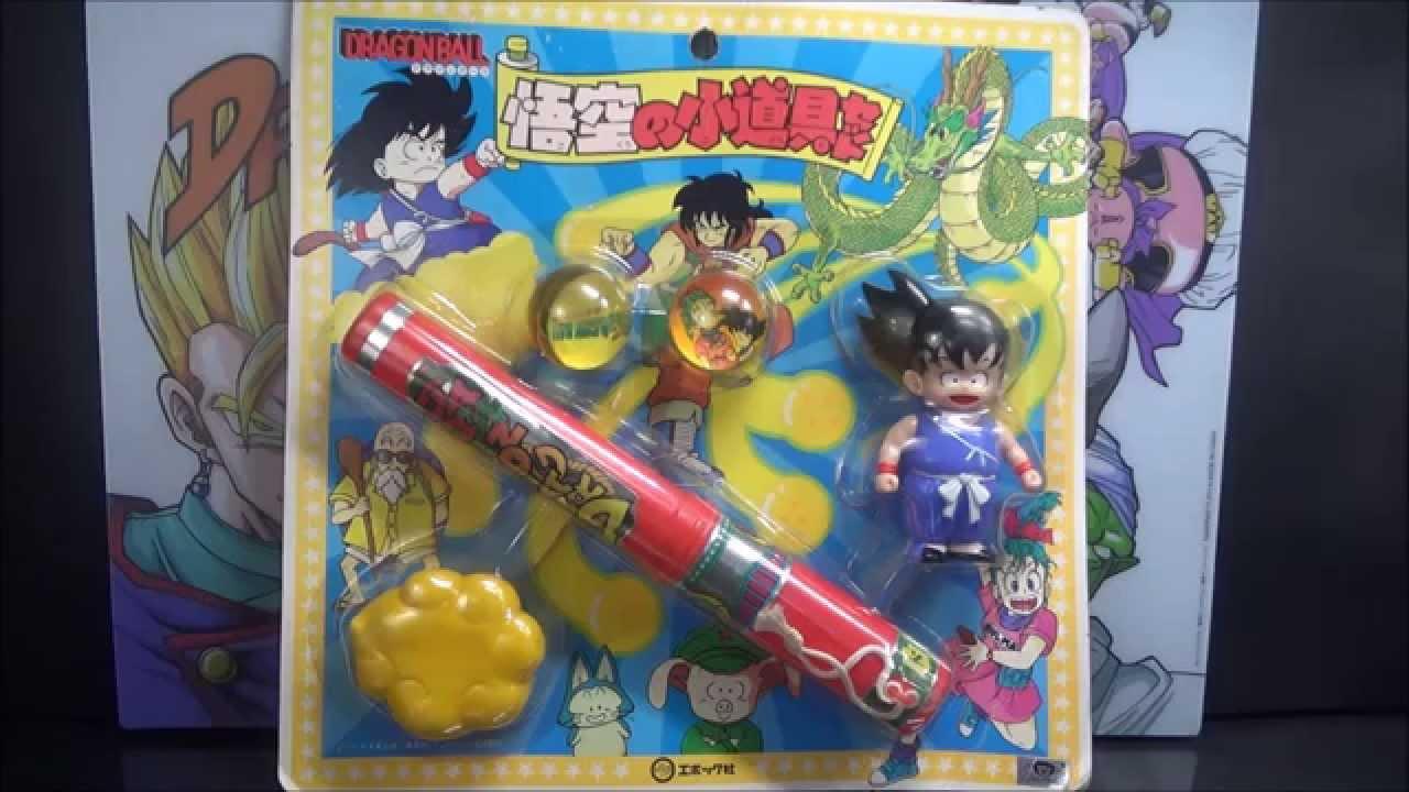 dragon ball vintage  toys 80 s amp 90 s 3 dragonball goku s