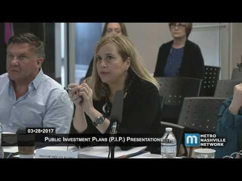03/28/17 Mayor's Public Investment Plan Presentation #2