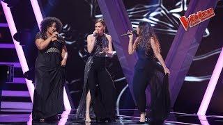 Speciální host - Team Kali a Mária Čírová : Slobodná | The Voice Česko Slovensko 2019