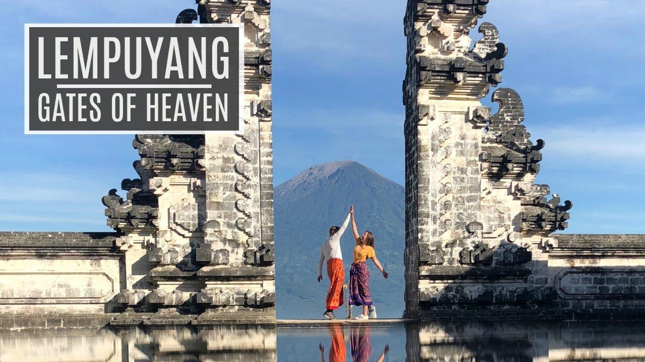 Pura Lempuyang Bali Gates Of Heaven Day Trip Youtube