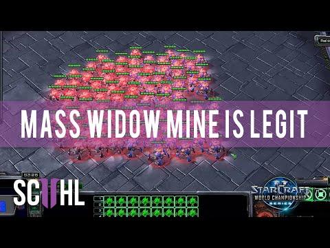 Mass Widow Mine Is A LEGIT Strat - WCS 2015