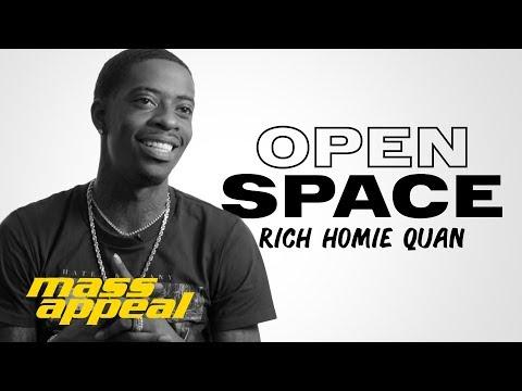 Open Space: Rich Homie Quan